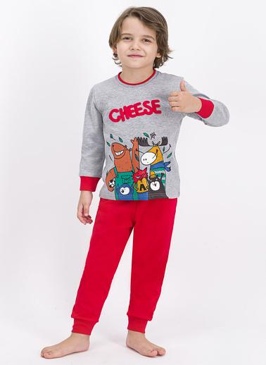 Roly Poly Pijama Takım Gri